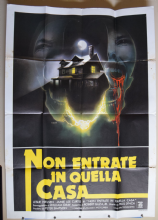 Prom Night Horror Poster - Italian 1p